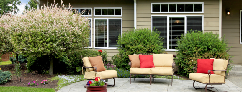 How To Make The Most Of Your Small Yard?