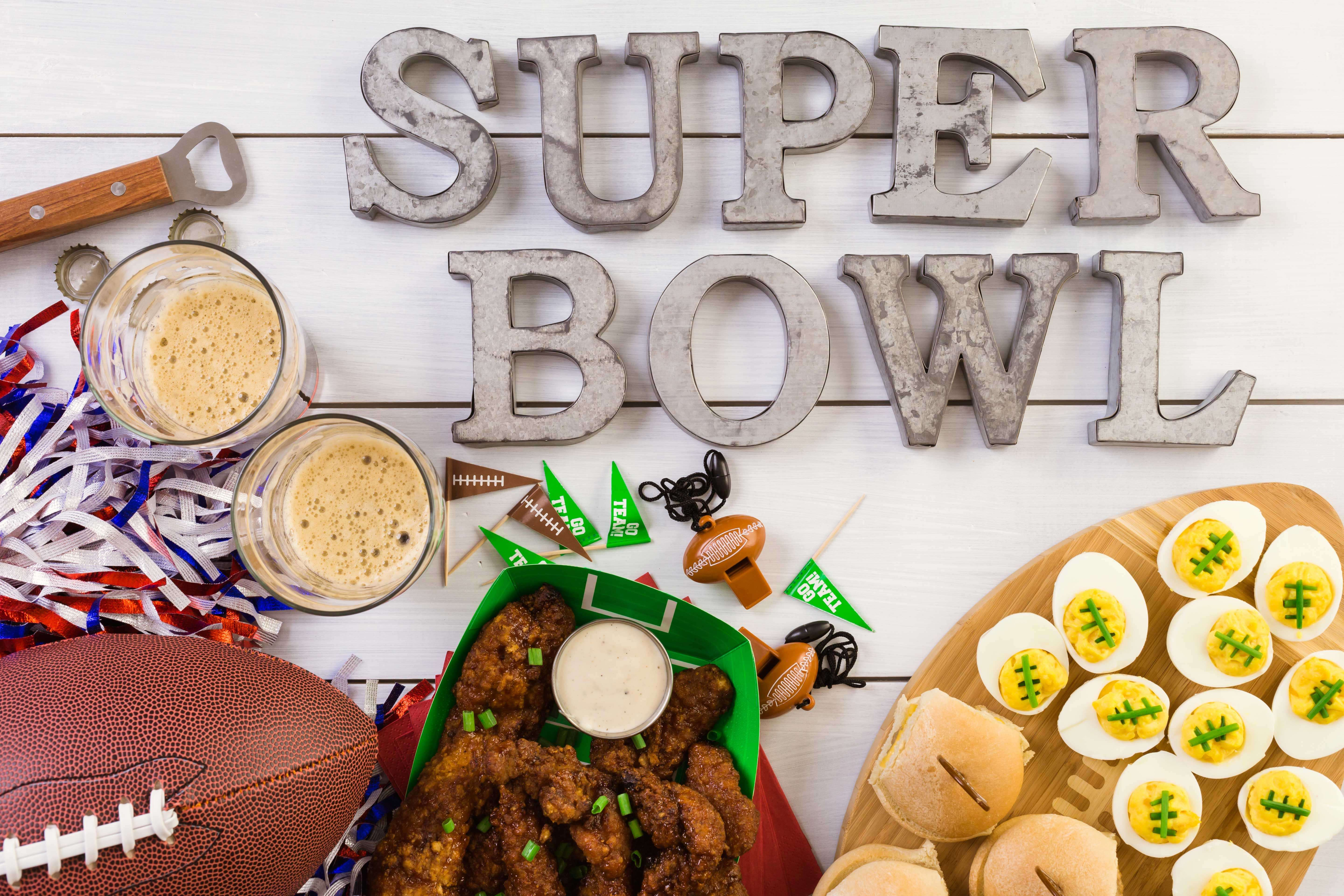 Kickoff This Super Bowl with an Outdoor Party